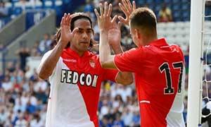 Leicester City 0-3 AS Monaco