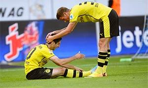 Lucerne 1-4 Borussia Dortmund
