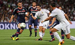 Lyon 2-2 Real Madrid