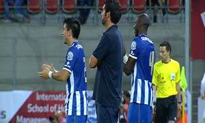 Marseille 0-3 Porto