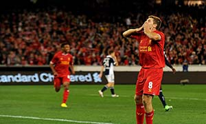 Melbourne Victory 0-2 Liverpool