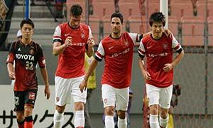 Nagoya Grampus 1-3 Arsenal