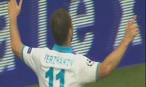 Nordsjaelland 0-1 Zenit (3rd Qualification)