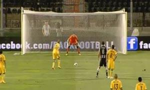 PAOK Thessaloniki 0-2 Metalist Kharkiv (3rd Qualification)