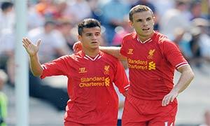 Preston North End 0-4 Liverpool