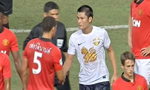 Singha All-Star XI 1-0 Manchester United