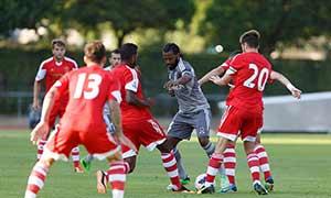 Southampton 3-1 Besiktas