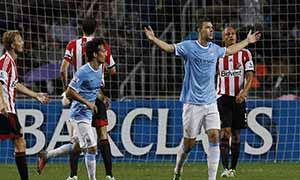 Manchester City 1-0 Sunderland