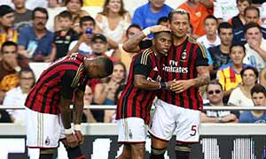 Valencia 1-2 AC Milan (International Champions Cup)