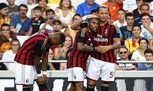 Valencia 1-2 AC Milan (International Champions Cup)