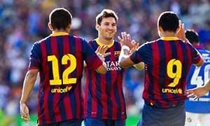 Valerenga 0-7 Barcelona