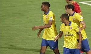 Vietnam 1-7 Arsenal