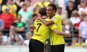 Würzburger Kickers 0-3 Borussia Dortmund