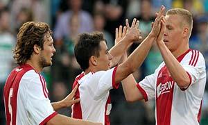 Werder Bremen 2-3 Ajax