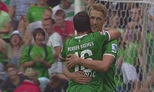 Werder Bremen 1-0 Fulham