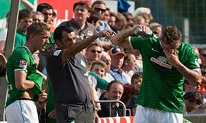 Werder Bremen 1-1 Munich 1860