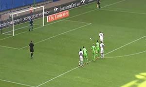 Wolfsburg 1-2 Copenhagen