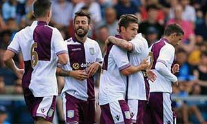 Wycombe 2-2 Aston Villa
