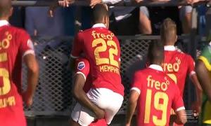 ADO Den Haag 2-3 PSV Eindhoven