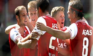 AZ Alkmaar 3-2 Ajax