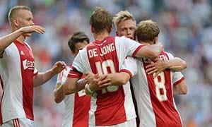 Ajax 3-0 Roda