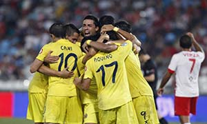 Almeria 2-3 Villarreal