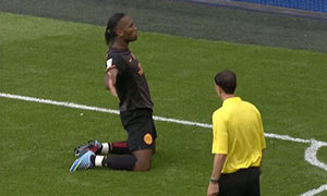 Arsenal 1-2 Galatasaray