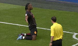 Arsenal 1-2 Galatasaray