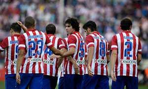 Atletico Madrid 5-0 Rayo Vallecano