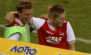 Atromitos 1-3 AZ Alkmaar (Play-offs)