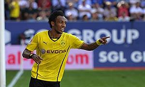 Augsburg 0-4 Borussia Dortmund
