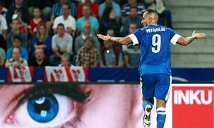 Austria 0-2 Greece