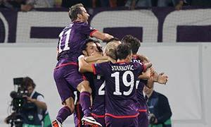 Austria Vienna 2-3 Dinamo Zagreb (Play Offs)