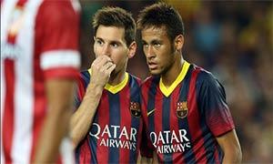 Barcelona 0-0 Atletico Madrid (Second Leg)