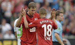 Bayer Leverkusen 4-2 Borussia Monchengladbach