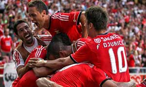 Benfica 2-1 Gil Vicente