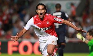 Bordeaux 0-2 AS Monaco