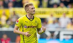 Borussia Dortmund 2-1 Eintracht Braunschweig