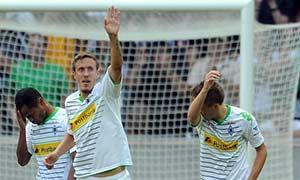 Borussia Monchengladbach 3-0 Hannover