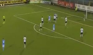 AC Cesena 1-0 Napoli