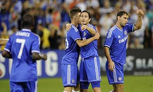 Chelsea 2-1 AS Roma