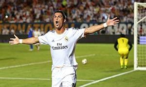 Chelsea 1-3 Real Madrid