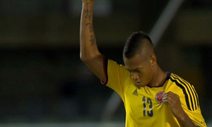 Colombia 1-0 Serbia