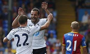 Crystal Palace 0-1 Tottenham Hotspur