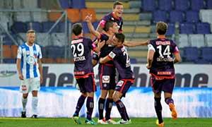 Dinamo Zagreb 0-2 Austria Vienna (Play-offs)