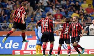 Eintracht Braunschweig 0-2 Eintracht Frankfurt