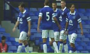 Everton 2-1 Real Betis