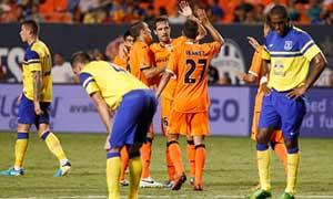 Everton 0-1 Valencia