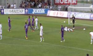 Fiorentina 4-1 Gaziantepspor