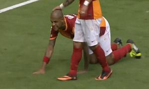 Galatasaray 1-0 Porto